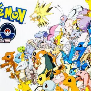Tranh Pokemon Go