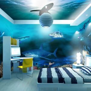 Tranh lòng đại dương full phòng 5