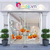 Decal dán tường Decal trang trí Halloween số 48