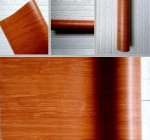 Decal dán tường Decal vân gỗ số 2