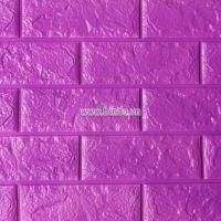 Xốp dán tường màu Tím  (8mm)