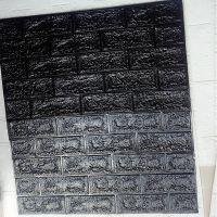 xốp dán tường đen 4mm