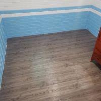 Decal dán tường Xốp dán tường xanh da trời