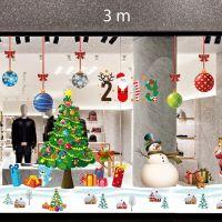 Decal dán tường Trang trí Noel Combo Số 20