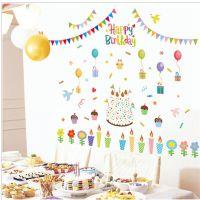 Decal dán tường Chúc mừng sinh nhật 2
