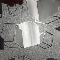 Decal dán tường Dán kính 3D hình khối khổ 1,2m