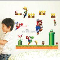Decal dán tường Mario 4