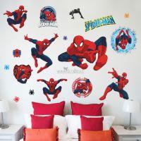 Decal dán tường Người nhện 2 - Spider man 2