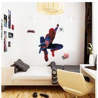 Decal dán tường Người nhện 6 - Spider man 6