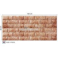 Xốp dán tường hàn quốc màu gạch (100x45)