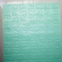 xốp dán tường xanh ngọc 4mm