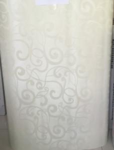 Decal dán tường Hoa tiết dây leo vàng khổ 1m2