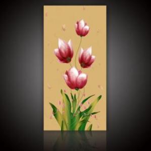 Tranh vẽ hoa tulip 3