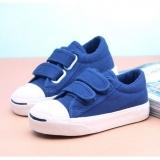 Giày vải cho bé trai màu xanh dương
