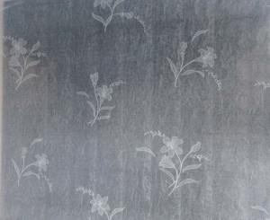 Decal dán tường Decal dán kính hoa ly trắng