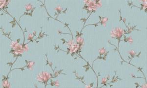 Giấy dán tường hoa leo 5