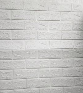 Xốp dán tường màu trắng (4mm)